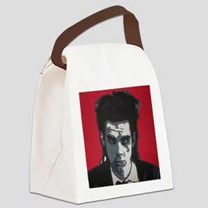 Nick Cave Acrylic Painting Canvas Lunch Bag