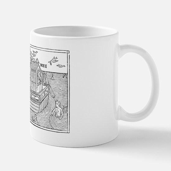 Noah's Ark, 16th-century bible Mug