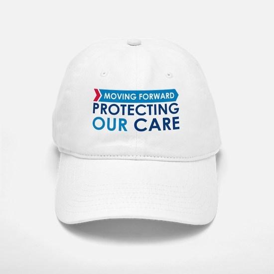 Obamacare Moving Forward Baseball Baseball Cap