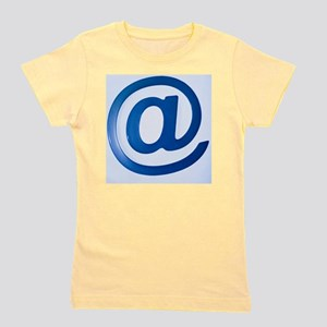 Email symbol Girl's Tee