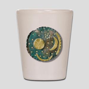 Nebra sky disk, Bronze Age Shot Glass