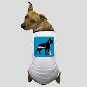 iWoof Boston Terrier Dog T-Shirt