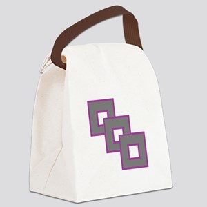 Androgynesexual Pride Canvas Lunch Bag