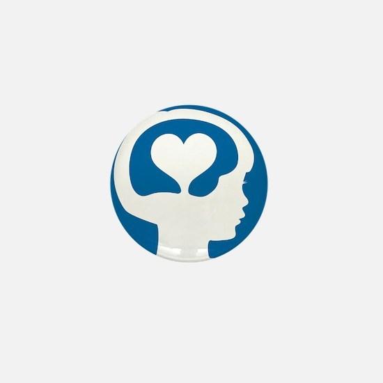 Conscious Discipline stacked logo - bl Mini Button