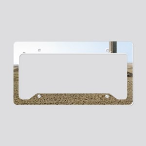 Semipalatinsk nuclear test si License Plate Holder