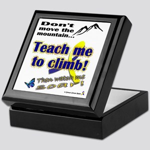 Teach me Keepsake Box