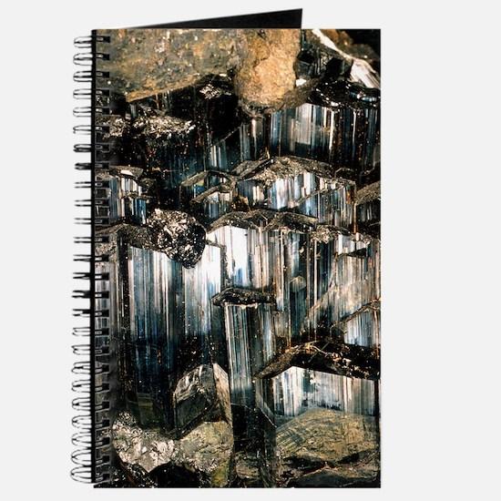Schorl mineral Journal
