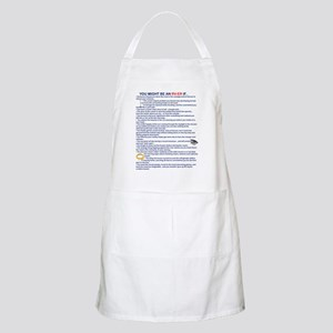 YOU MIGHT BE AN RV-ER Apron