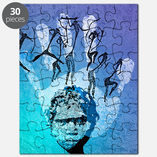 Rock painting Puzzle