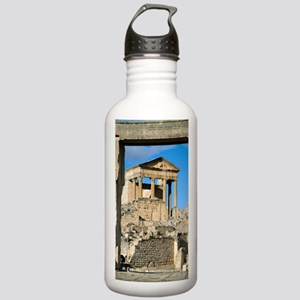 Roman capitol at Dougg Stainless Water Bottle 1.0L