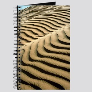 Rippled sand dunes Journal