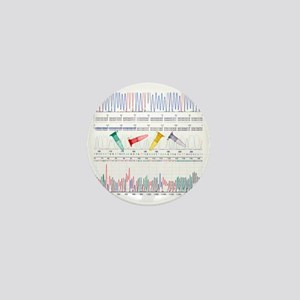 DNA analysis Mini Button