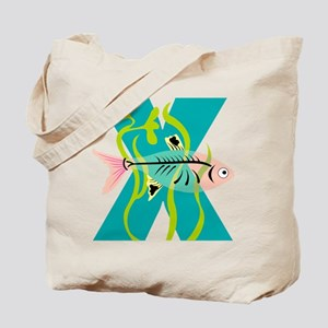 X is for Xanadu Tote Bag