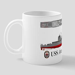 USS Anzio CG-68 Mug