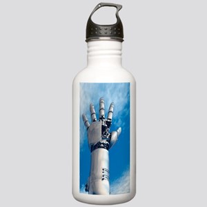 Cybernetic arm, artwor Stainless Water Bottle 1.0L