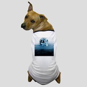 Crystal skull, artwork Dog T-Shirt
