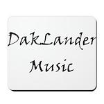 DakLander Music Mousepad