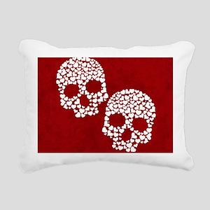 . Rectangular Canvas Pillow