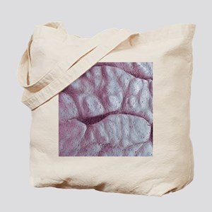 Primate fingerprint ridges, SEM Tote Bag