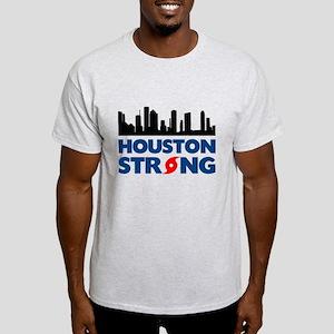 Houston Texas Strong Light T-Shirt