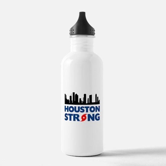 Houston Texas Strong Water Bottle