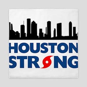 Houston Texas Strong Queen Duvet
