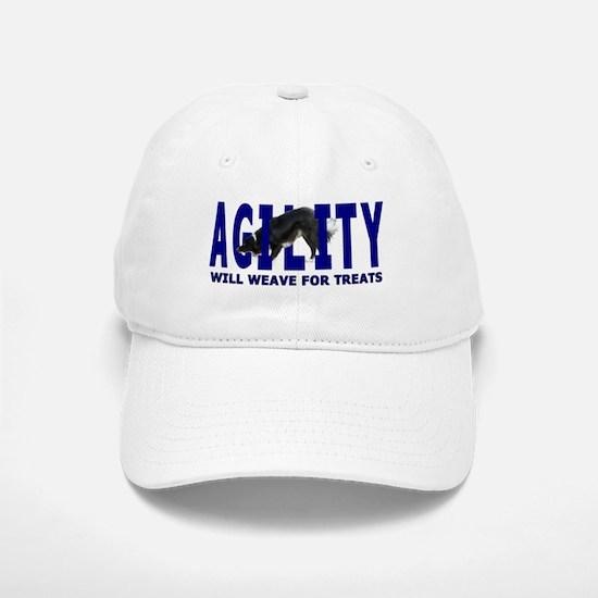 AGILITY: Will weave Baseball Baseball Cap