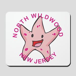 New Jersey - North Wildwood Mousepad