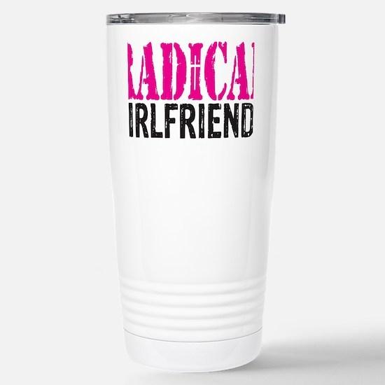 Radical Girlfriends Stainless Steel Travel Mug