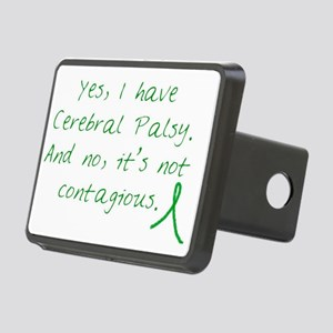Yes, I Have CP... Rectangular Hitch Cover