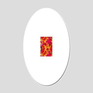 NEXUS 20x12 Oval Wall Decal