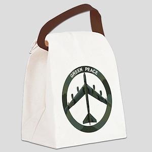 B-52 Stratofortress - BUFF Canvas Lunch Bag