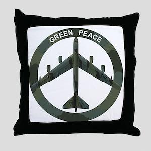 B-52 Stratofortress - BUFF Throw Pillow