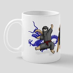 Ninja Boys Mug