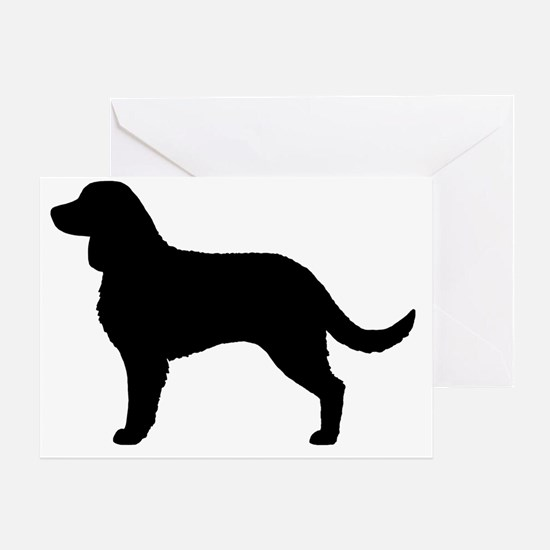 AWSpanielBiz Greeting Card