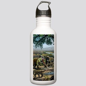 Permian animals, artwo Stainless Water Bottle 1.0L