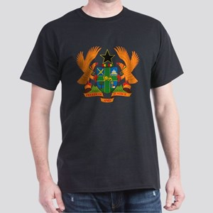 Ghana Coat of Arms Dark T-Shirt