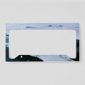 Perutz glacier, Antarctic Pen License Plate Holder