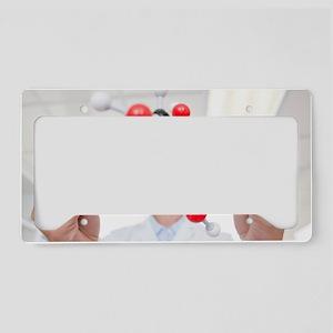 Chemist License Plate Holder