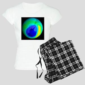 Ozone hole 2000 Women's Light Pajamas