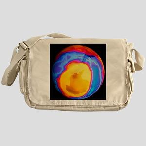 Ozone hole 2000 Messenger Bag