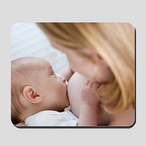 Breastfeeding Mousepad