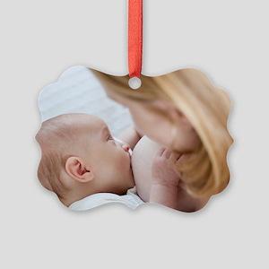 Breastfeeding Picture Ornament