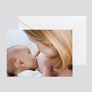 Breastfeeding Greeting Card