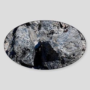 Obsidian Sticker (Oval)