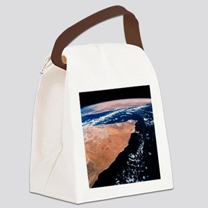 Northern Somalia Canvas Lunch Bag