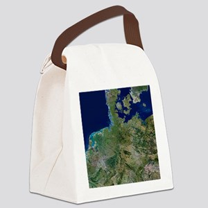 Northern Germany Canvas Lunch Bag
