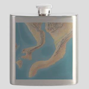 North America, Devonian period Flask
