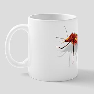 Bed bug, artwork Mug