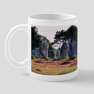 Neolithic stone alignments Mug